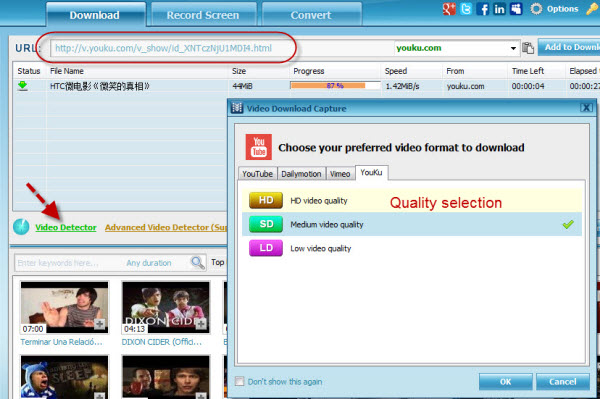 Youku videos not playing