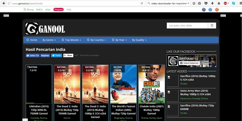 Best movie downloader download your favorite movies in a click best movie downloader ganool reheart Image collections