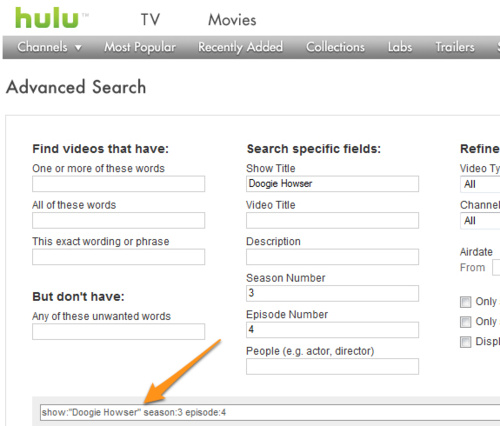 download Hulu plus video - tip 2