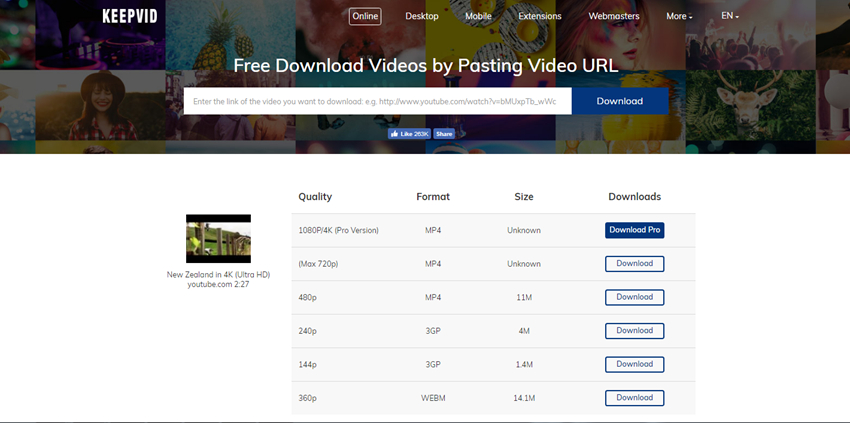 Download Vimeo Video - free ways step 5