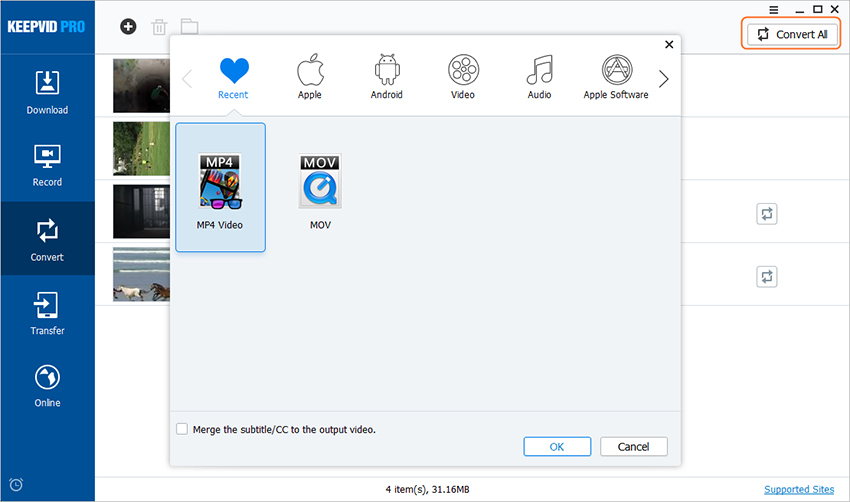 Instagram supported video formats convert video to instagram select mp4 as output ccuart Gallery