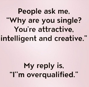 Best instagram quotes 2017 best instagram quotes people ask me why you are single ccuart Images