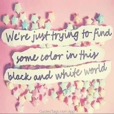 Best Instagram Quotes - We're just trying to find