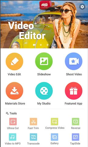 YouTube to Instagram Apps - VideoShow