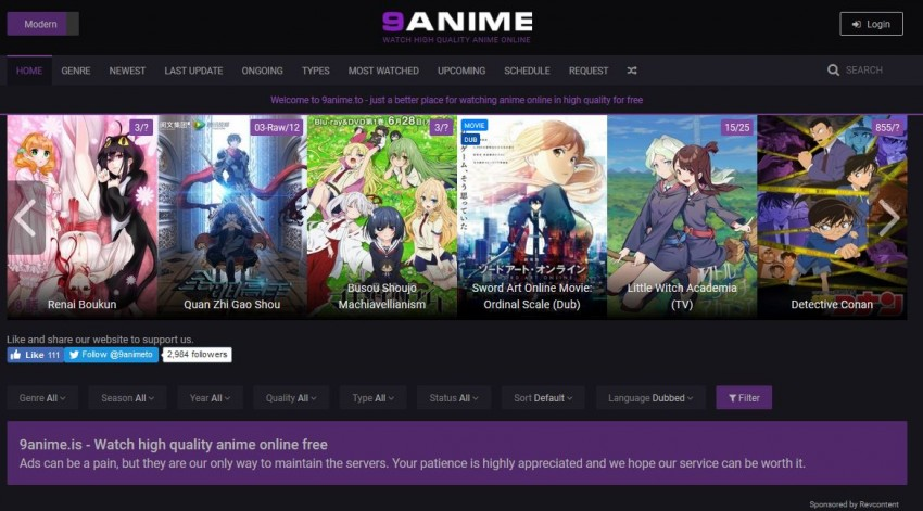 Top 10 anime download sites english dubbed anime download sites 9 anime voltagebd Images