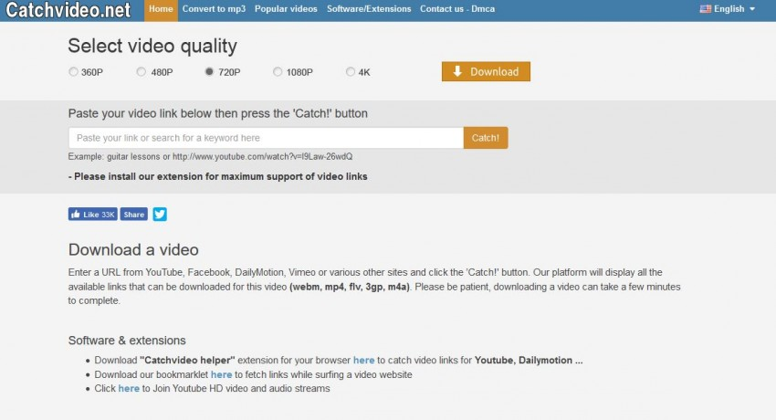 Video Downloader for Tumblr - Catch Video