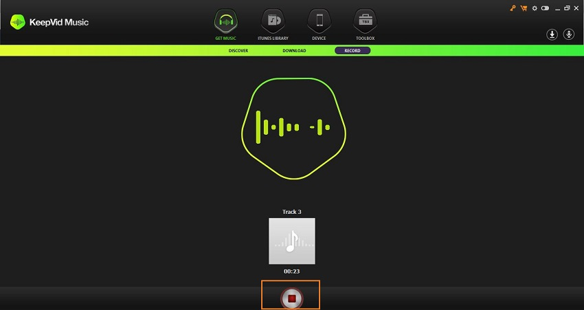 Download MP3 from Tumblr - Start Recording Tumblr MP3