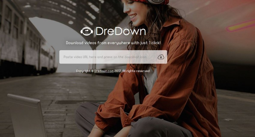 Online Tumblr Video Downloader - DreDown