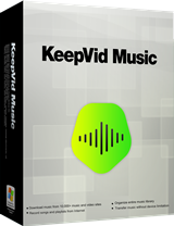 KeepVid Muisc for Mac