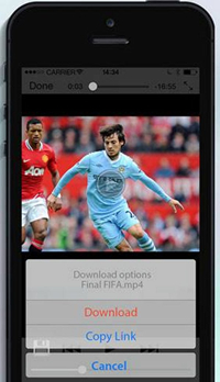 dailymotion downloader apps - VideoDownloader