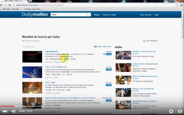 download dailymotion videos - Bookmarklet