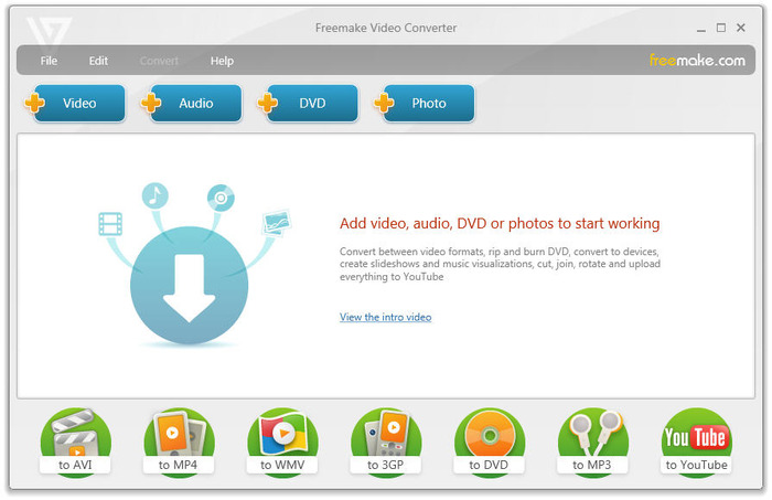 Dailymotion TV Video Downloader - FreeMake