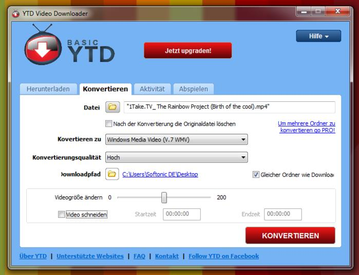 YouTube Downloader | Download Dailymotion Videos with One Click