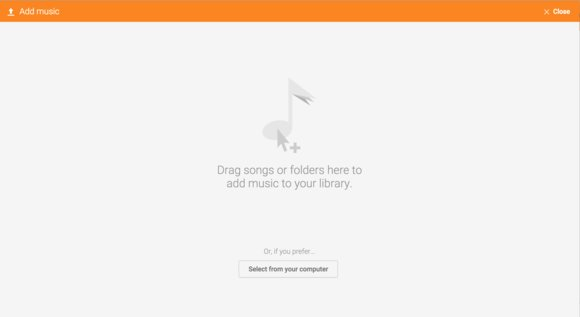 deezer playlist - export deezer playlists to google music step 4