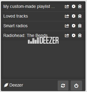 deezer playlist - export deezer playlists to spotify step 2