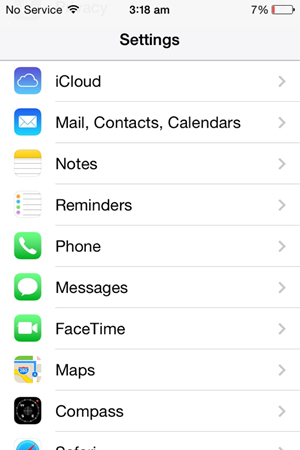 FaceTime from iPhone to Mac - Keep FaceTime Running step 3