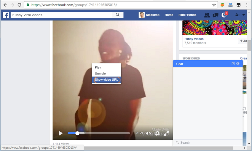 Best ways to copy and save video from facebook