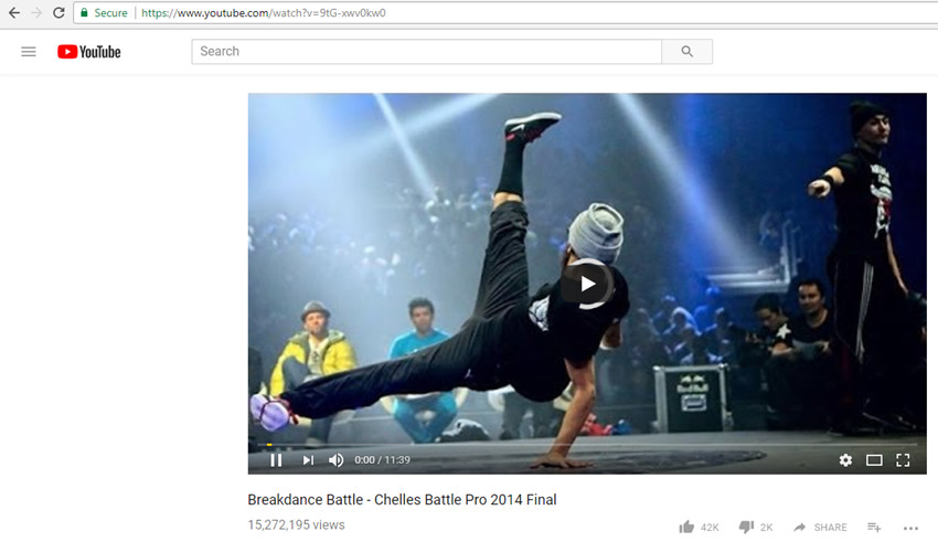 download break dance video - Copy Break Dance Video URL