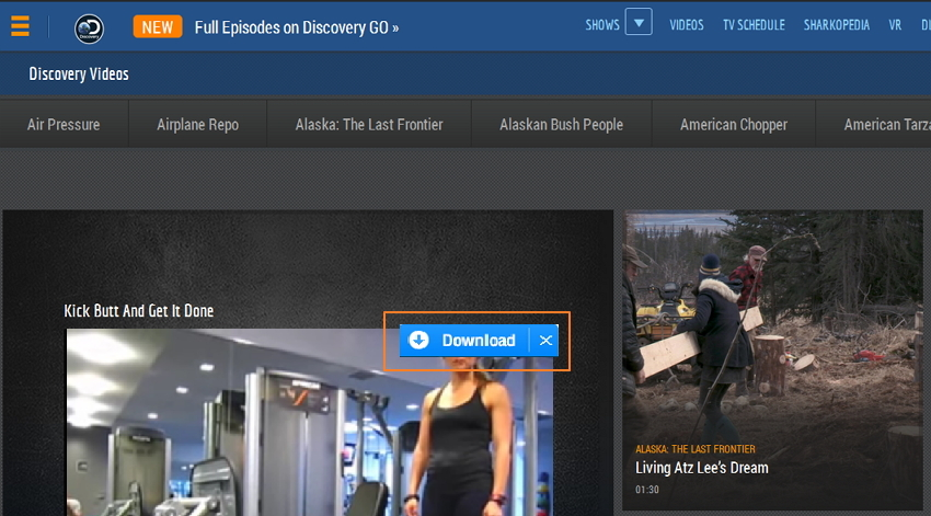 Top 3 easy ways to download discovery video