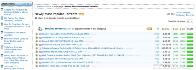 ways to download uTorrent movies