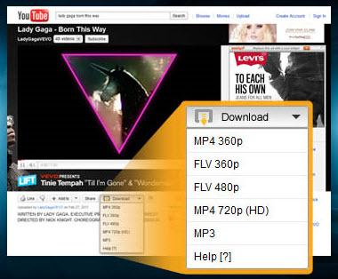 Firefox video add-ons for video addicts-easy youtube downloader addon