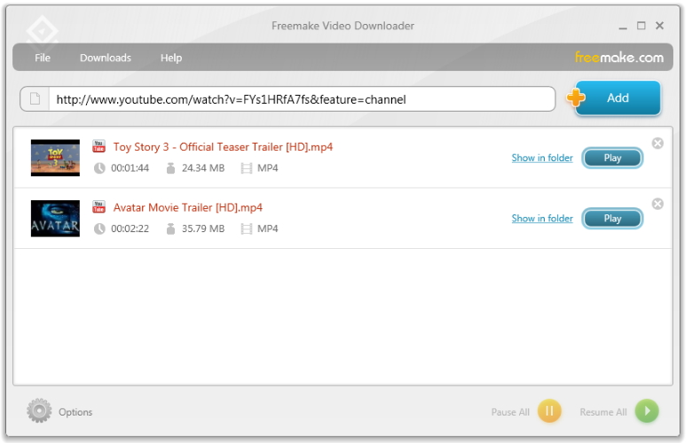 download howcast videos - with Freemake video downloader