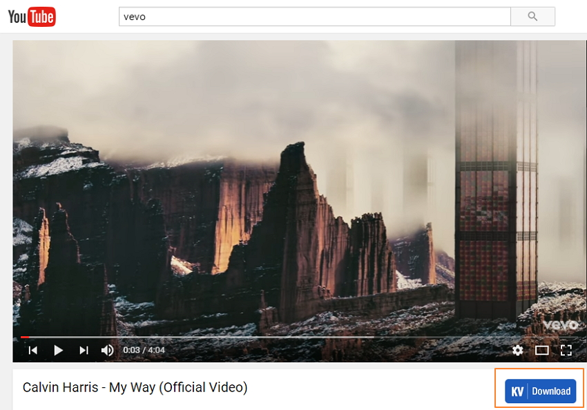 Top 3 easy ways to download Vevo videos