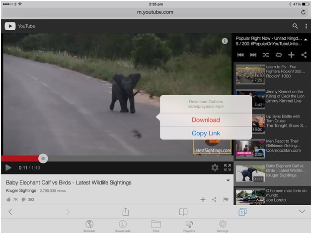 2 easy ways to download youtube to ipad you must know 2 easy ways to download youtube to ipad you must know ccuart Choice Image
