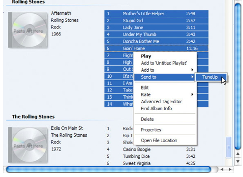 Best solutions to clean up music library easily on windows mac for Music to clean to