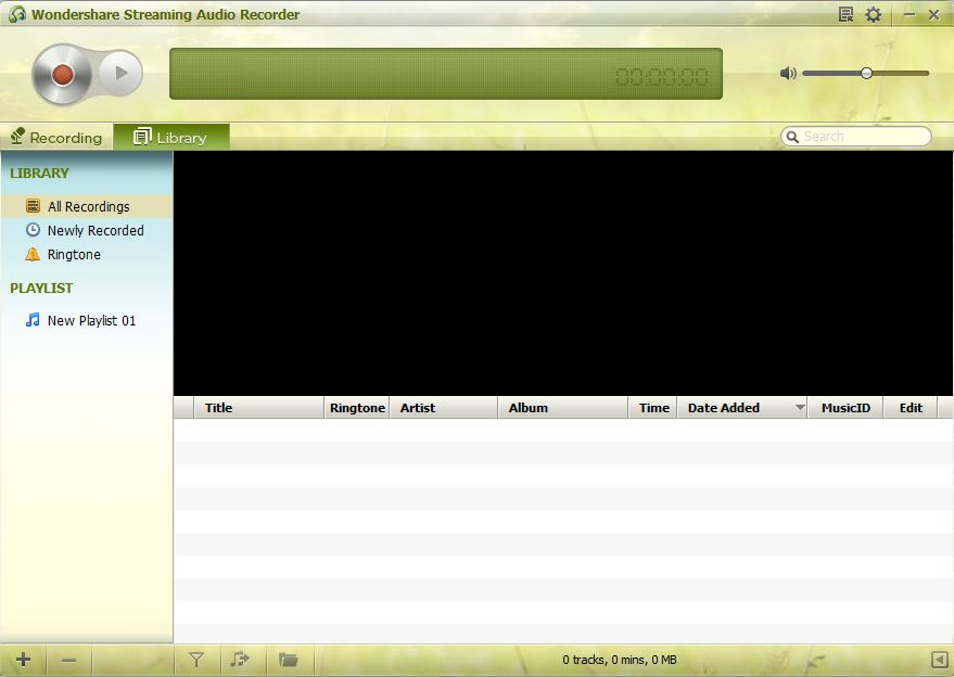 How to download music from itunes radio-Download Streaming Audio Recorder