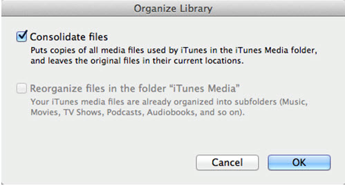 Consolidating two itunes accounts