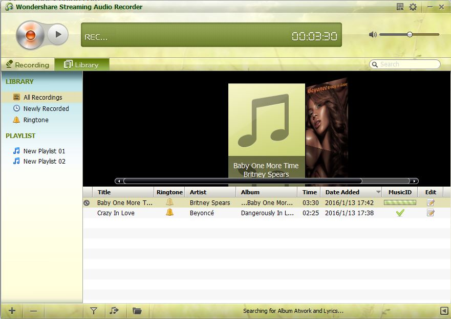 How to Convert Napster to iTunes-Record Napster
