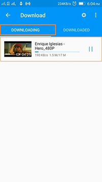 Android App to Download YouTube Videos - Start Downloading YouTube Video