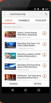 Android App to Download YouTube Videos - SnapTube