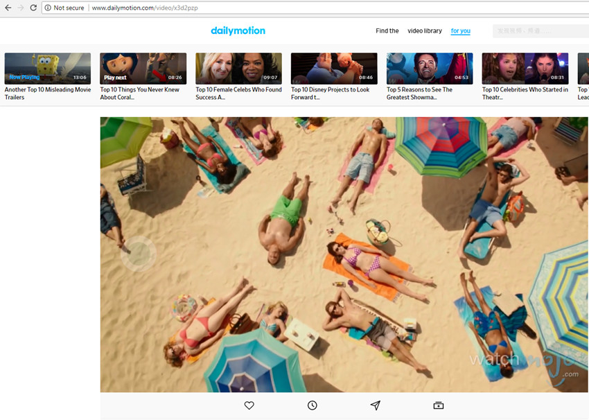 dailymotion converter - Copy Dailymotion Video URL