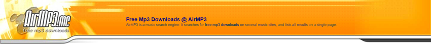 Top 50 Free Music Download Sites - airmp3