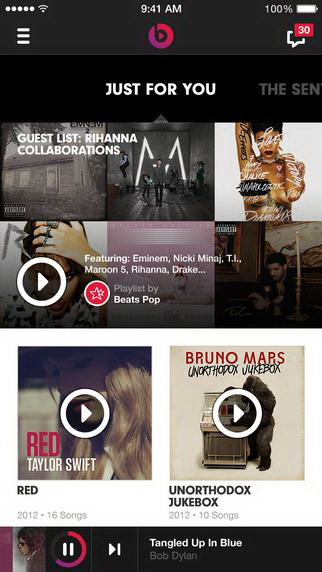 2015 best free music downloader and paid for all devices - Beats Music