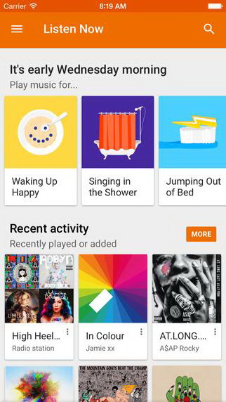 2015 best free music downloader and paid for all devices - Google Play Music