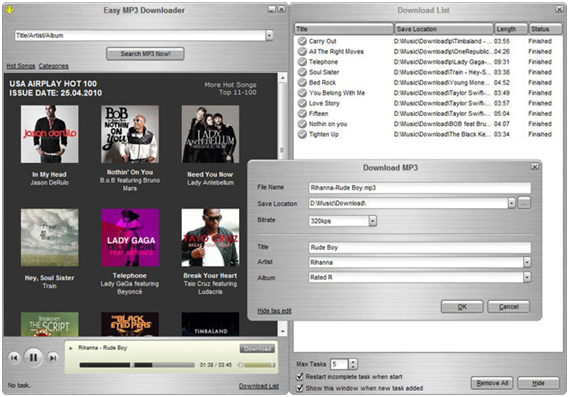 music for free online mp3