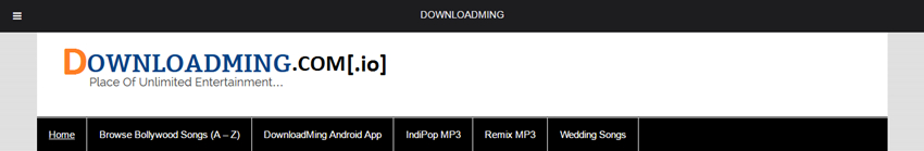 Top 50 Free Music Download Sites - MP3 Download Ming