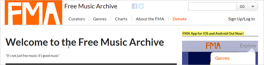 Top 50 Free Music Download Sites - Free Music Archive