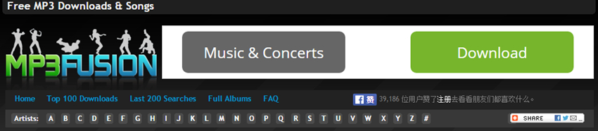 Top 50 Free MP3 Music Downloading Sites List | Download Free Music