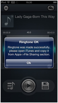Create Ringtones for iPhone - Make iPhone Ringtone