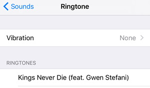 Create Ringtones for iPhone - Set up iPhone Ringtone