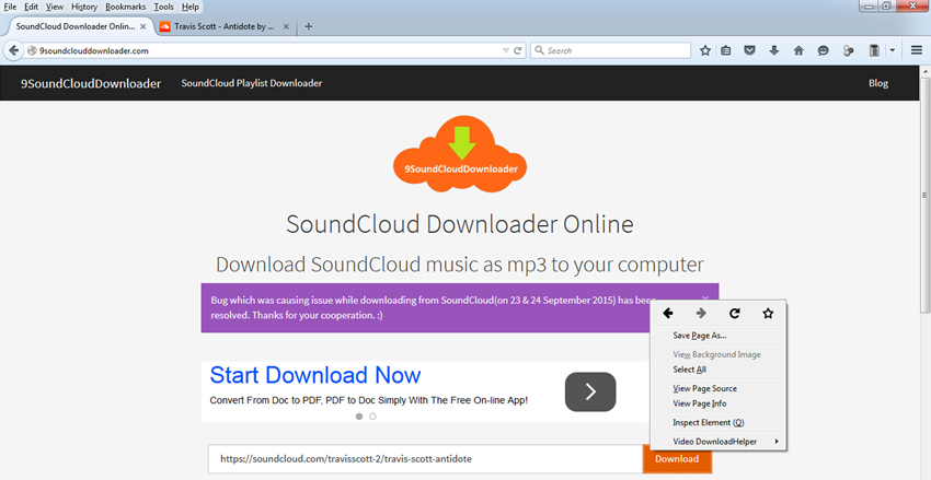 Best free SoundCloud downloader online - Download Music