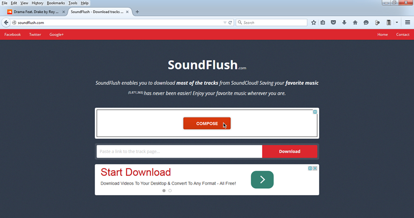 Tips for SoundCloud download Firefox - Open Download Service Site