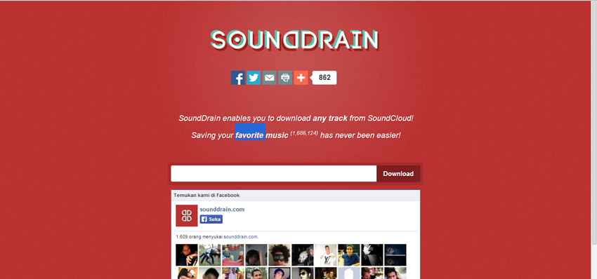 How to get songs with SoundCloud download online - SoundDrain
