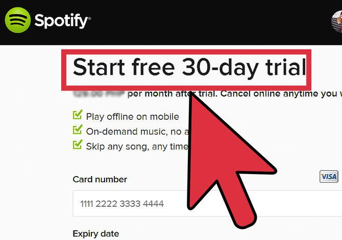 how to avoid spotify ads