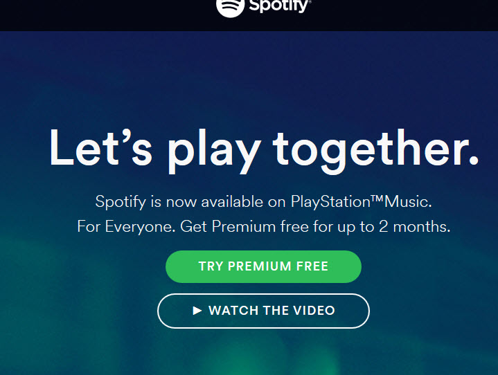 Tips for spotify deals-Valid in the UK