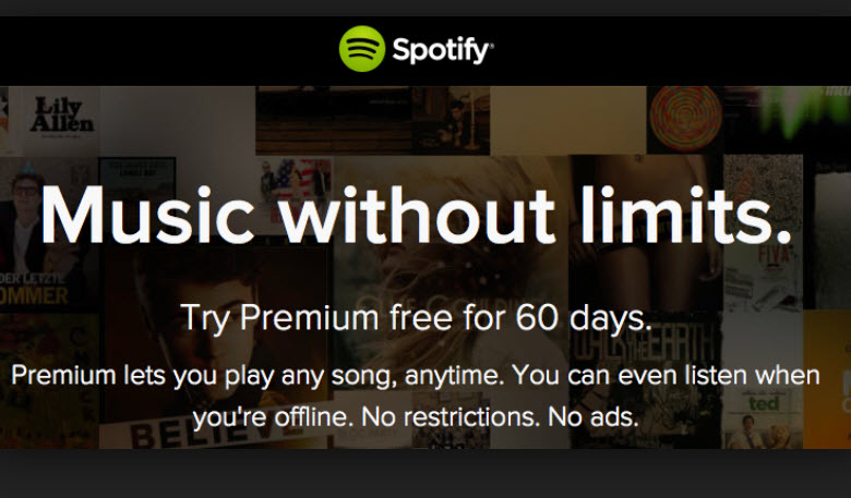 Tips for spotify deals-try premium free for 60 days-Valid in the US